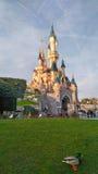 Princesa Castle de DISNEYLÂNDIA PARIS Imagens de Stock