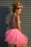 Princesa da jovem mulher Imagens de Stock Royalty Free