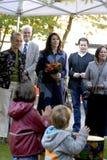 Princesa de coroa Mary Imagens de Stock Royalty Free