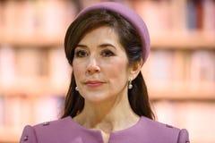 Princesa de coroa Mary Elizabeth de Dinamarca fotografia de stock royalty free