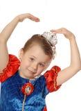 Princesa de la bailarina Fotografía de archivo