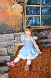Princesa de la muchacha Foto de archivo
