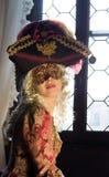 Princesa de tentación en máscara imágenes de archivo libres de regalías
