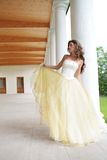 Princesa del baile Fotos de archivo libres de regalías