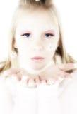 Princesa del invierno imagenes de archivo