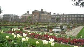 Princesa Diana Memorial Garden en Hyde Park almacen de video
