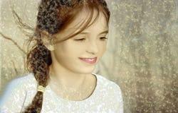 Princesa do gelo Imagem de Stock