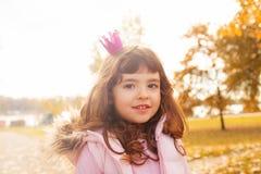 Princesa do outono Foto de Stock
