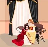 Princesa dos Libre Illustration