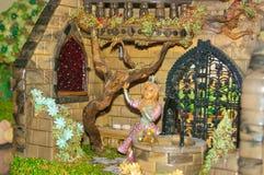 Princesa e râ do maçapão Fotografia de Stock