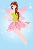 Princesa feericamente Foto de Stock Royalty Free
