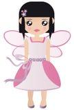 Princesa feericamente ilustração royalty free