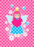 Princesa linda Imagen de archivo