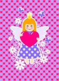 Princesa linda Foto de archivo
