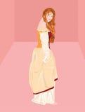 Princesa ofendida Ilustración del Vector