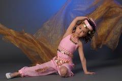 Princesa oriental Fotos de archivo