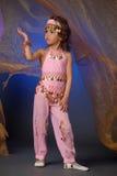 Princesa oriental Imágenes de archivo libres de regalías