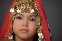 Princesa oriental Fotos de archivo libres de regalías