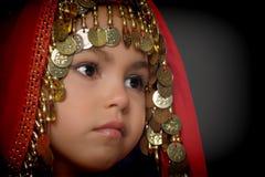 Princesa oriental Foto de archivo