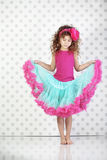 Princesa pequena fotografia de stock
