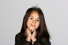 Princesa pequena Imagem de Stock Royalty Free