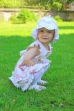 Princesa pequena Foto de Stock