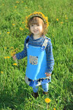 Princesa pequena Fotos de Stock