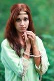 Princesa taile feericamente Fotos de Stock Royalty Free