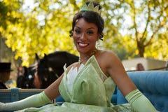 Princesa Tiana Imagen de archivo libre de regalías