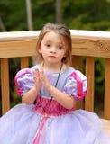 Princesa triste imagens de stock