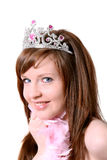 princess предназначенный для подростков Стоковая Фотография RF