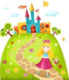 Princess Royalty Free Stock Photo