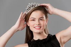 Princess Royalty Free Stock Photography