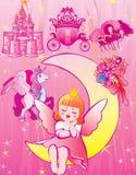Princess. Royalty Free Stock Photography