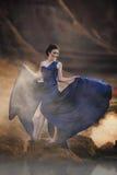 Princess. A beautiful girl wearing a beautiful princess,princess girl Royalty Free Stock Image