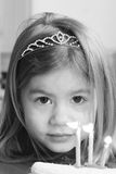 Princess birthday Royalty Free Stock Photo