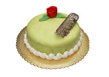 Princess Cake Stock Photography