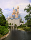 Princess Castle. This is the princess castle in Disney, Orlando Florida Royalty Free Stock Photos