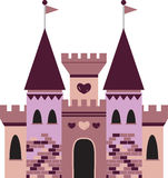 Princess Castle Royalty Free Stock Photos