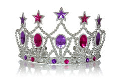 Princess crown Royalty Free Stock Photo