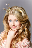 Princess crown Royalty Free Stock Image