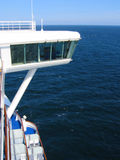 Princess cruise line ship at Baltic sea Royalty Free Stock Images