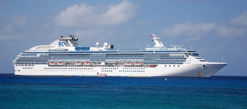 Princess cruise ship Royalty Free Stock Photography