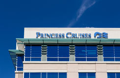 Princess Cruises Corporate Headquarters Stock Image
