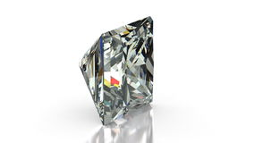 Princess Cut Diamond stock video