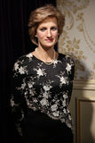 Princess Diana of Wales wax statue  Royalty Free Stock Image