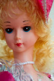 Princess doll Stock Photography