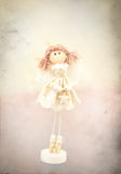 Princess doll (retro style) Stock Photography