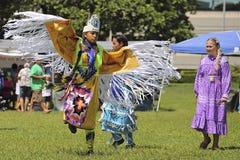Princess. Event:  2015 Inter-tribal Pow Wow Royalty Free Stock Photos