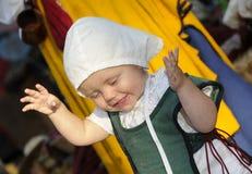 princess för 2 bonde Royaltyfria Bilder